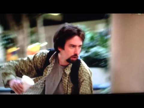 Freddy Got Fingered ~ skateboard chase scene