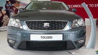 NEW 2016 SEAT Toledo - Exterior and Interior