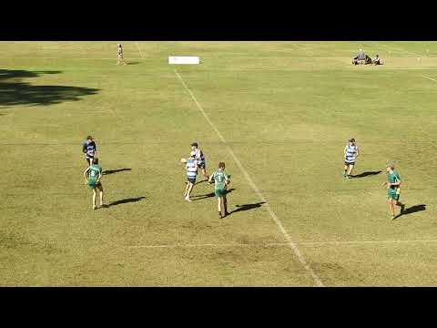 Nudgee College Touch Football 2017