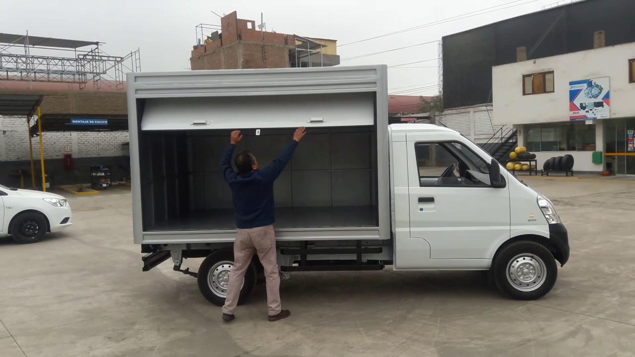 N300 Work Especificaciones Pick Up Chevrolet