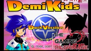 DemiKids Light and Dark Review (Shin Megami Tensei Retrospective Part 4)