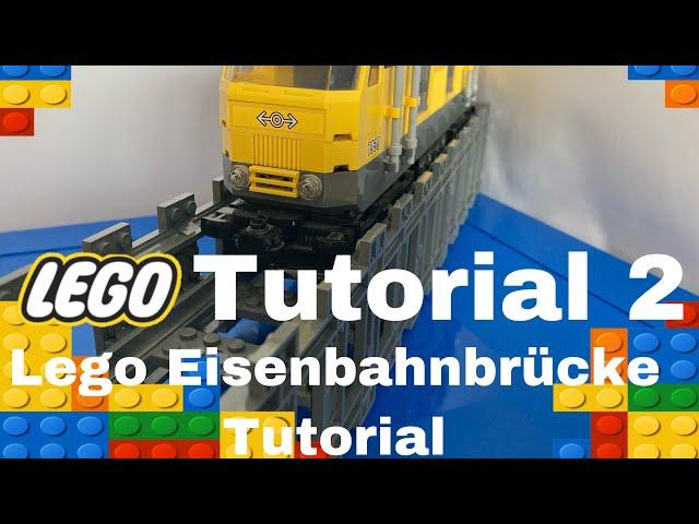Bau-Tutorial 2/ Eisenbahnbrücken Tutorial