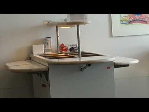 Столовая в больнице