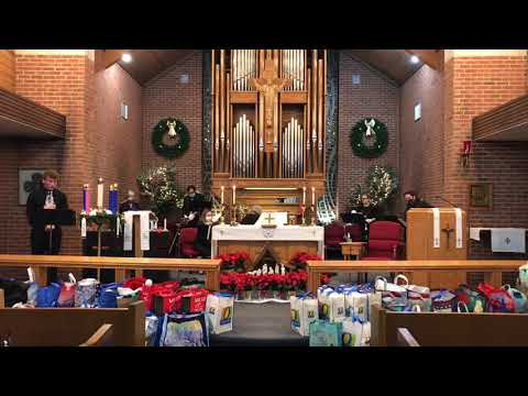 Christmas Eve Eucharist with Music Prelude - 12/24/20