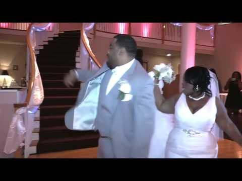 Bride and Groom`s Entrance
