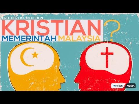 Kristian Memerintah Malaysia? - Brother Lim Jooi Soon