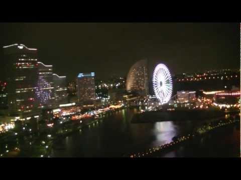 time lapse ;Minato Mirai 21, Yokohama