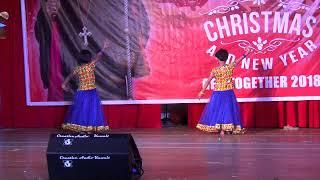 Group dance - Leona & Richa