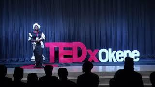 Playing A Male Dominated Game As A Female Polo Player   Aisha Ahmad Suleiman   TEDxOkene