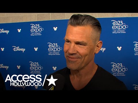 'Avengers: Infinity War': Josh Brolin On Bringing Supervillain Thanos To Life  Access Hollywood