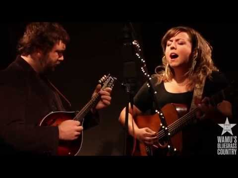 Melody Walker & Jacob Groopman - Black Grace [Live at WAMU's Bluegrass Country]