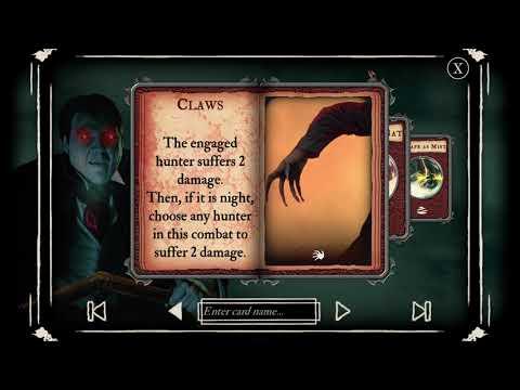 Fury of Dracula. Hunter combat guide. Part 1 |