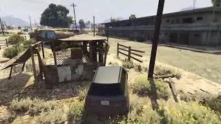 Grand Theft Auto 5 - Hitman Hide and seek Ep #1