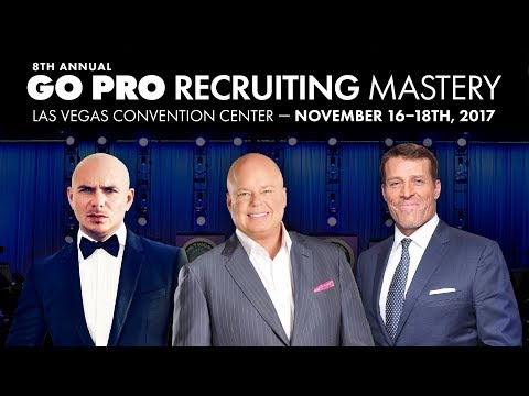 2017 Go Pro Recruiting Mastery Official Event Trailer