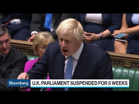 Boris Johnson Suffers Sixth Defeat, Vows to Press EU for Deal