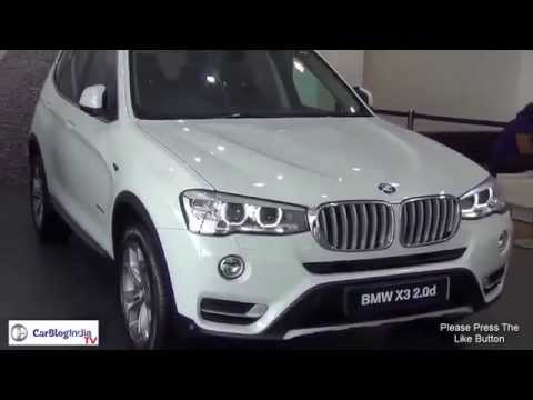2014 BMW X3 Exteriors And Interiors Review  2014 BMW X3 india