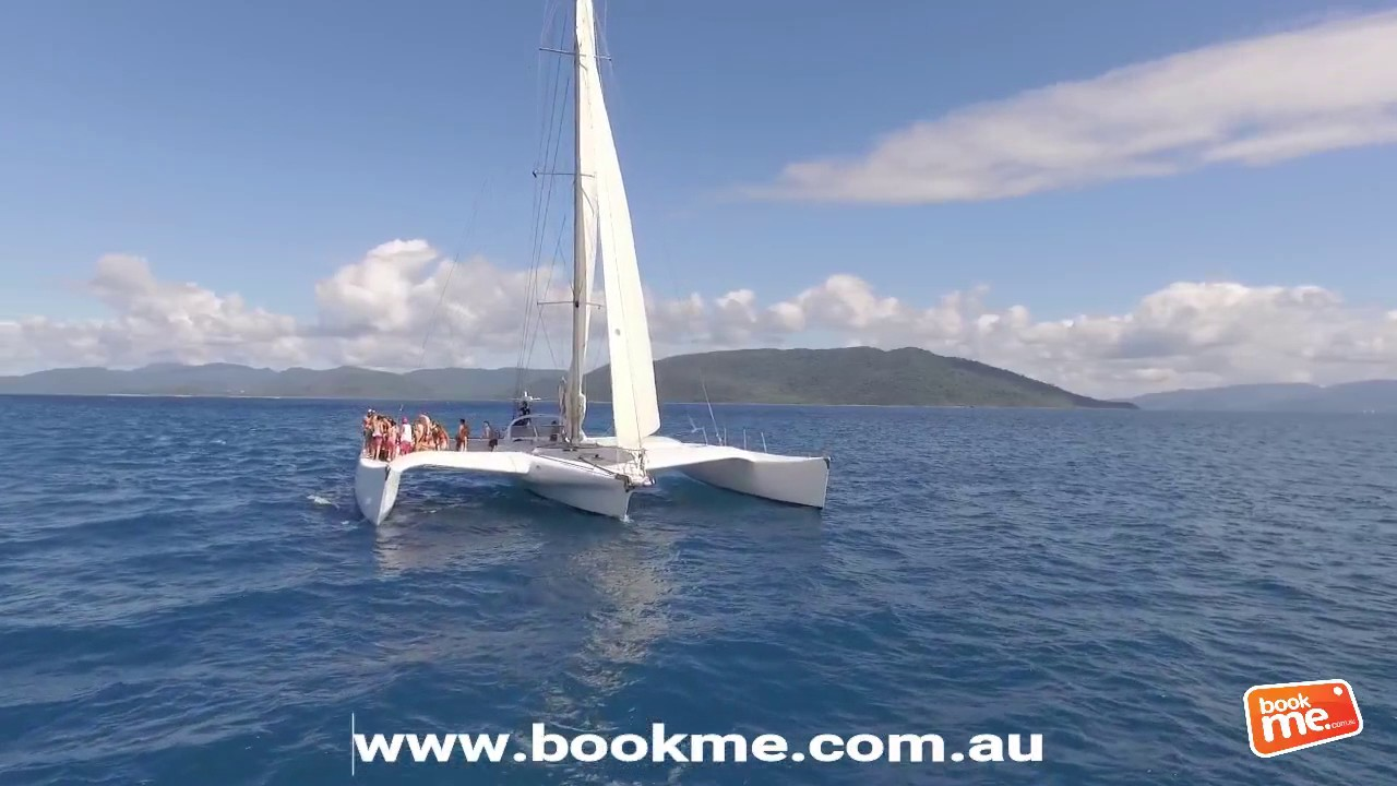 Sailing Whitsundays - Sailing Island Day Adventure Tours (Whitsunday  Islands Adventures)