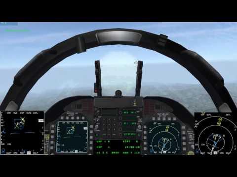 [Falcon BMS] F/A-18C - Balkans war
