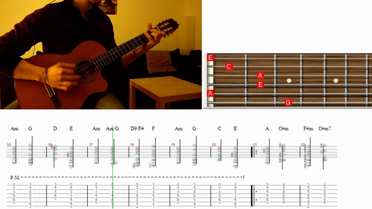 As My Guitar Gently Weeps Chords Image Collections Basic Guitar