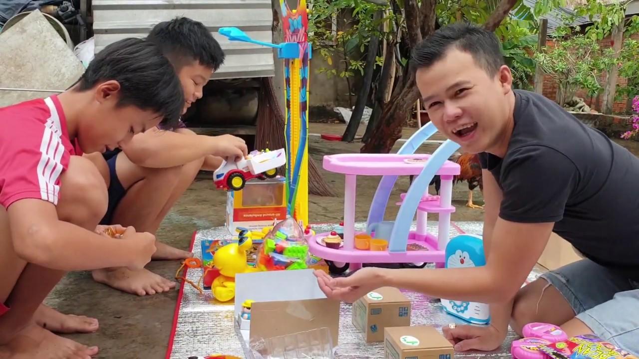 Trò Chơi Bán Đồ Chơi Hubba Bubba ❤ ChiChi ToysReview TV ❤ ĐỒ CHƠI TRẺ EM Kids Fun