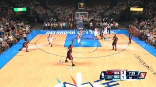 NBA 2k14 720 60fps test