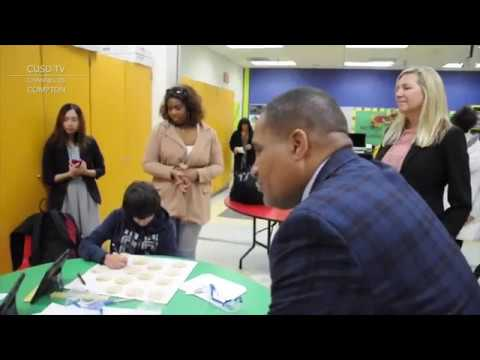 Digital Promise - League Of Innovative Schools Visits CUSD