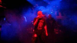 FFF2009: Impaled Nazarene - Steel vagina (finnish black metal, live)