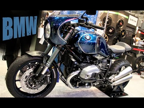 Bmw R Ninet Custom Bike By Active Japan Youtube