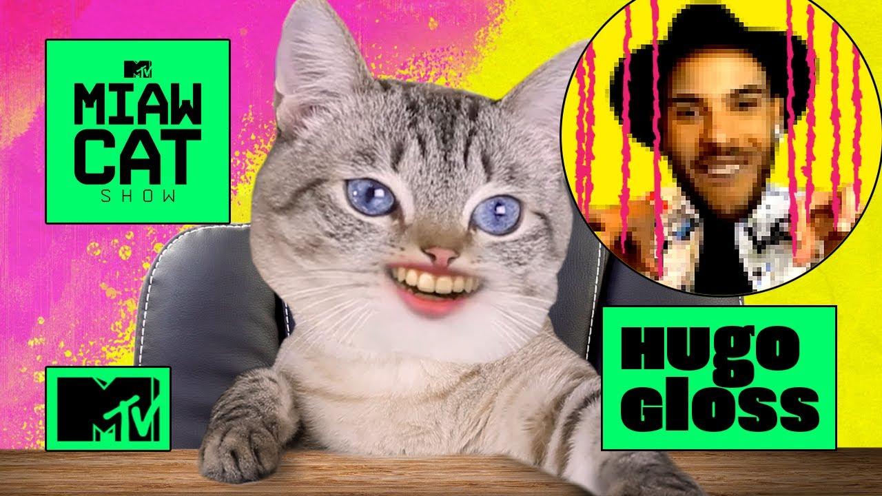 HUGO GLOSS SAY HELLO to MIAW 2020 | MTV MIAW Cat Show