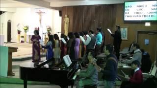 Cảm tạ Chúa xuân  -  Văn Thành - Nguyễn Duy