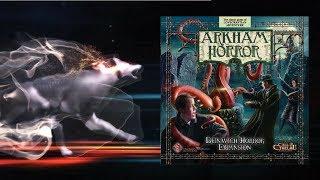 Настольная игра Ужас Аркхэма: Ужас Данвича (Arkham Horror: Dunwich Horror). Прохождение 1