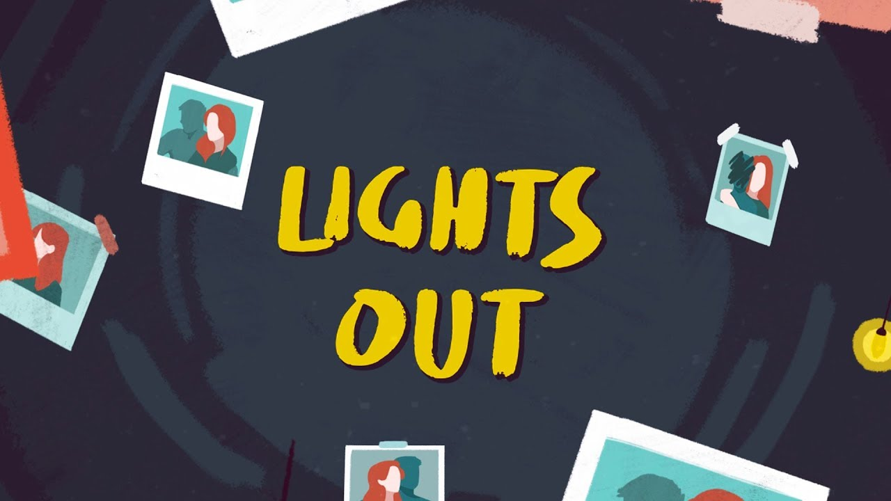 PSYRUS - Lights Out (Official Lyrics Video)