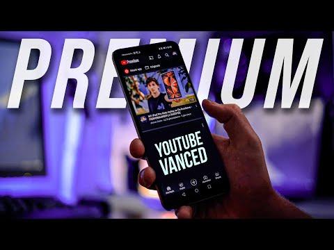 YouTube Premium Özelliklerini Ücretsiz Kullanma! - YouTube Vanced