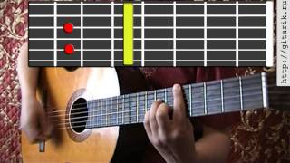 Петлюра - Сын прокурора (Урок на гитаре)