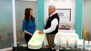 BIOS Anti-Snore Pillow - How It Works