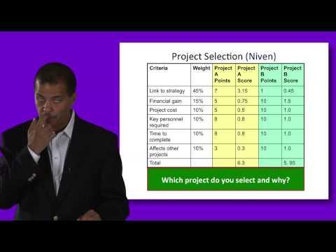 Quantitative Decision Making Tools: Decision Matrix