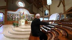 Beautiful Monarke organ for the Mary Queen Catholic Church, Friendswood, TX.