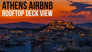 Gambar cover Athens Greece Best Airbnb | Tour With Acropolis View