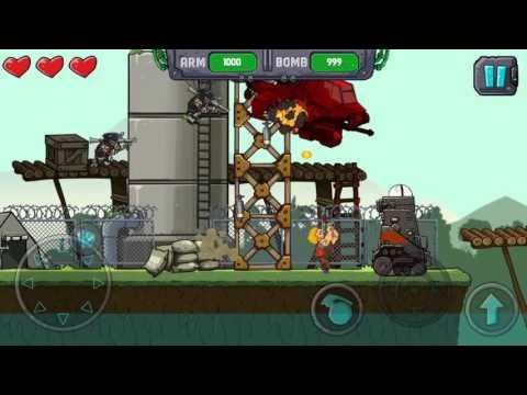Metal Shooter Game Trailer