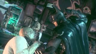 Batman Arkham Knight - Interrogating Penguin (QTE Counter Wins and Fails)