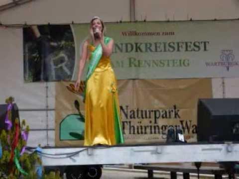 Landkreisfest Rennsteig,Ruhla  Gruppe BATUCACA 9 6 2013