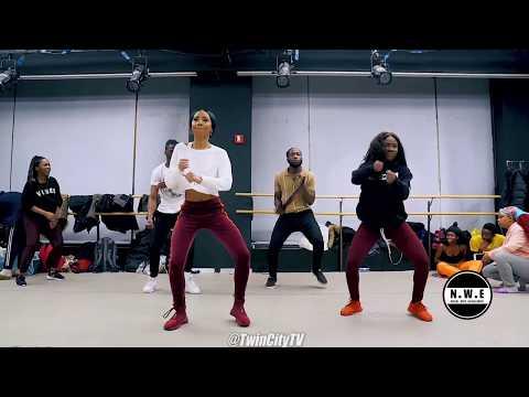 DJ Flex - Dance Africa (Dance Class Video | Choreography) NWE