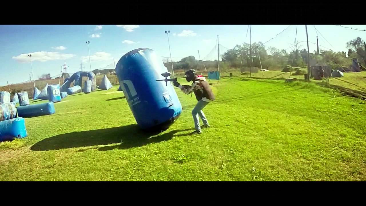 Smash Arena - Paintball Day