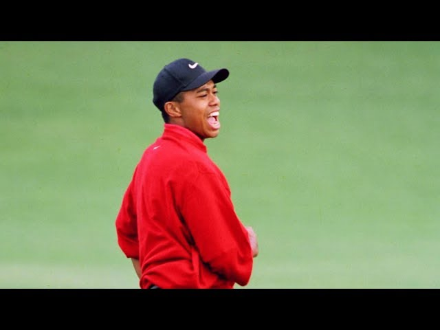 1997 Masters Tournament Final Round Broadcast