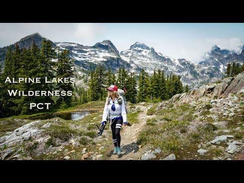 Backpacking The Alpine Lakes Wilderness   PCT   Spectacle Lake   Washington