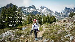 Backpacking the Alpine Lakes Wilderness | PCT | Spectacle Lake | Washington