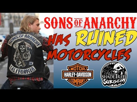 Sons Of Anarchy Has RUINED Motorcycles For Everyone