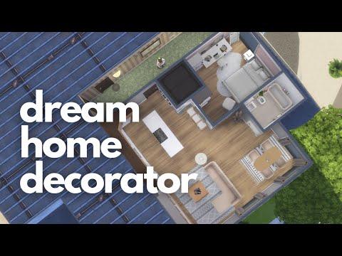 Sims 4 - Dream Home Decorator |