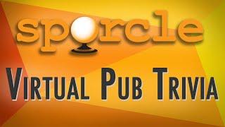 Sporcle Virtual Pub Trivia