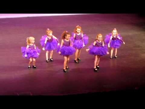 Broadway Baby— Ava Dance recital